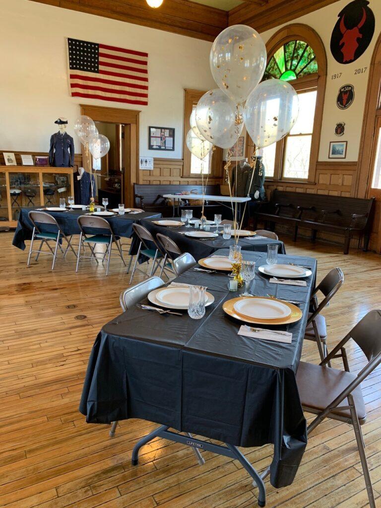 Historic Depot Event Center
